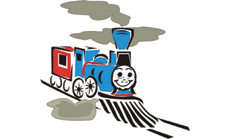 On the Spot - Paper Transfers - Thomas the Tank Engine